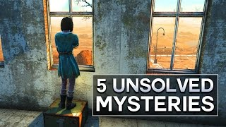 Fallout 4 - 5 Unsolved Mysteries