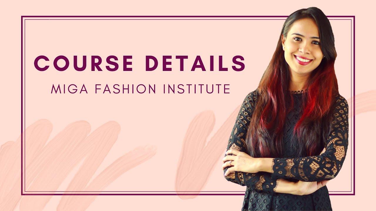 Miga Fashion Institute Course Details Marathi Hd Youtube