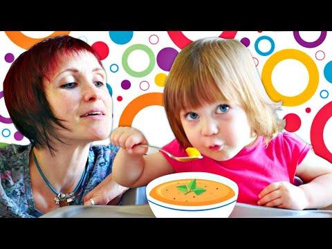 Суп для Бьянки - Рецепт для детей. Маша Капуки и Бьянка в Турции - новый влог