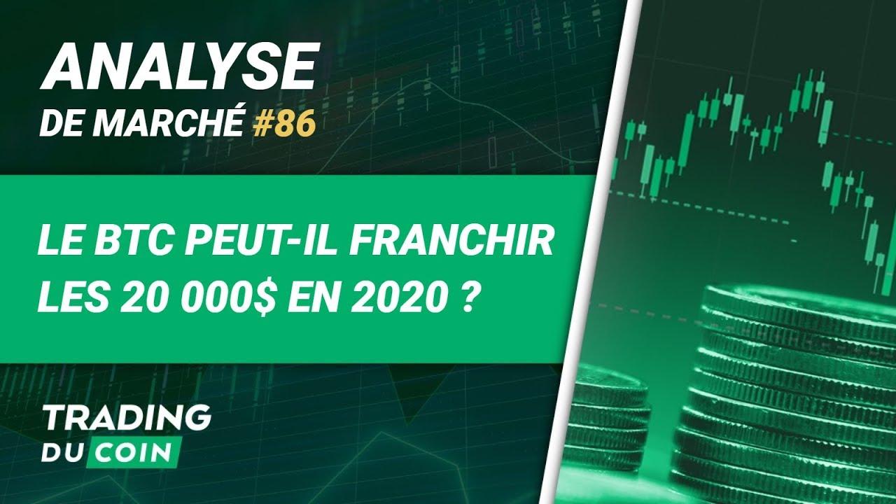 LE BTC PEUT-IL FRANCHIR LES 20 000$ EN 2020 ? 7