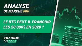LE BTC PEUT-IL FRANCHIR LES 20 000$ EN 2020 ?