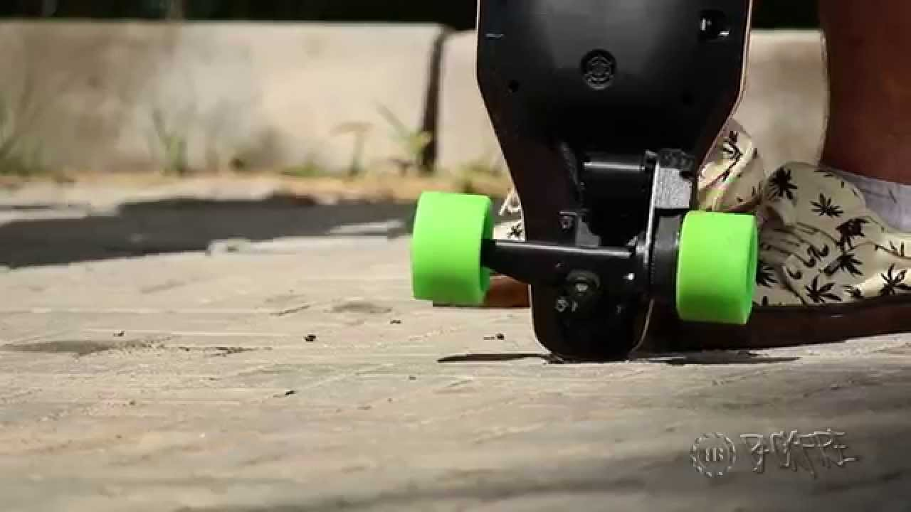 BackFire Electric skateboard  Doovi