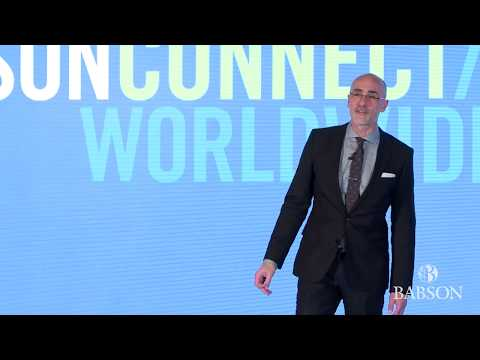 Babson Connect: Worldwide 2018 Keynote Speaker: Arthur C. Brooks
