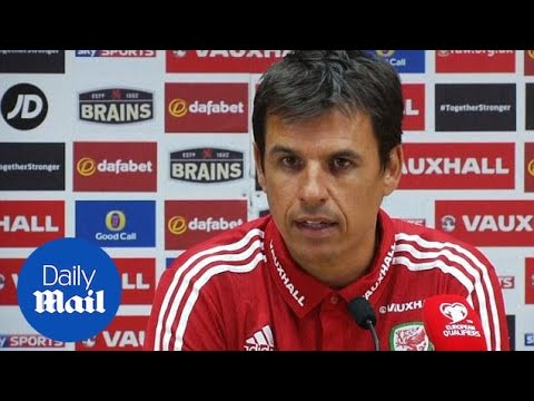 Chris Coleman talks about Wales vs Israel on Sunday - Daily Mail