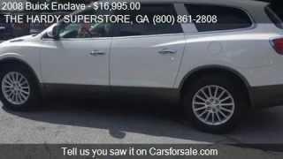 2008 Buick Enclave CXL SUV for sale in Dallas, GA 30157 at t