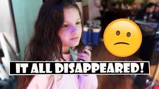 It All Disappeared  WK 389.2 Bratayley