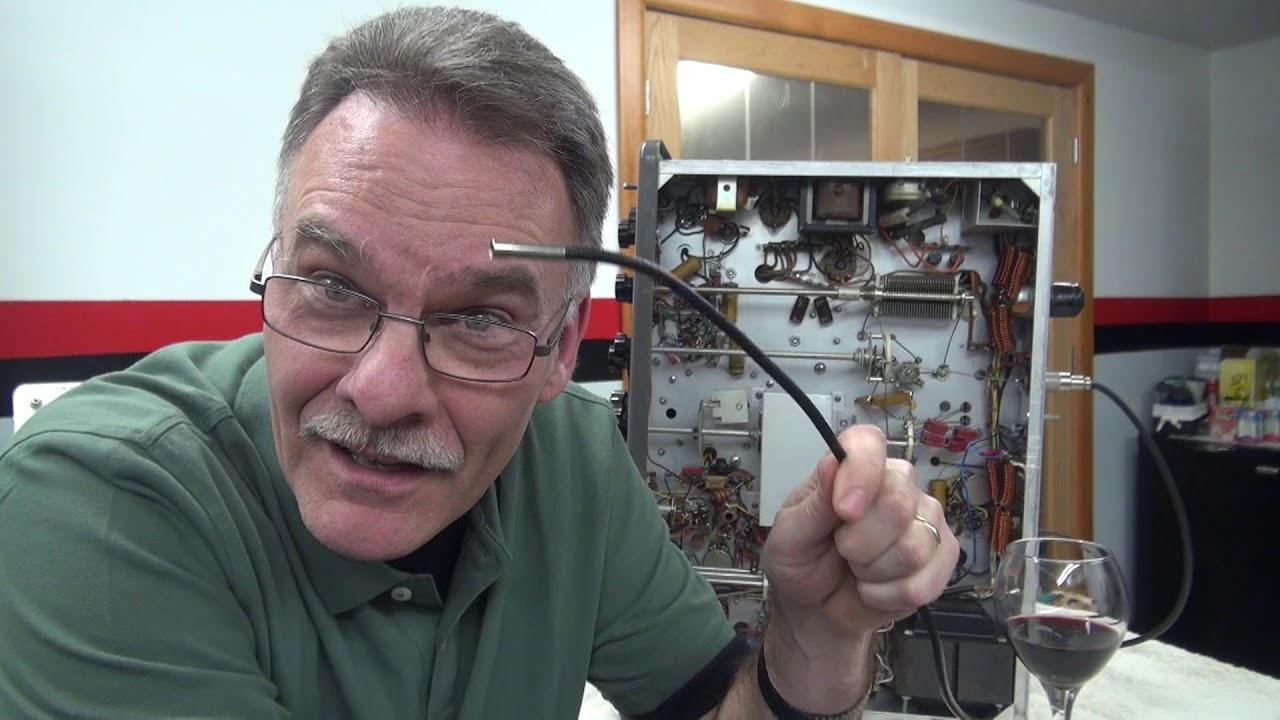 How To Repair Ef Johnson Viking Valiant Transmitter Vfo