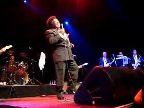Percy Sledge in Oosterpoort - White a shade of pale