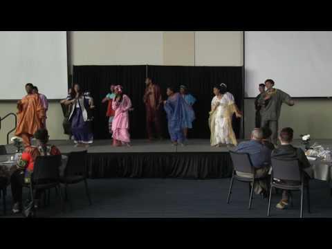 African Students Association Cultural Show CWRU
