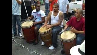 Bombazo at Festival Santiago Aposotol de Loiza Aldea a El Barrio