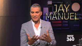 Arise Entertainment 360 with Celebrity Makeup Artist Jay Manuel