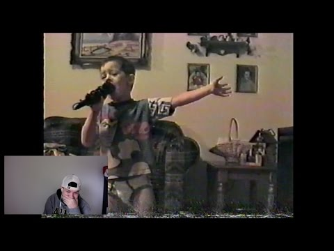 LITTLE ME SINGING THE TITANIC SONG