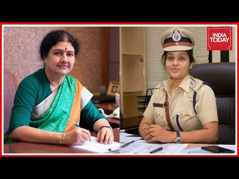 DIG Prisons Transferred After Exposing Special Privileges For Sasikala In Prison