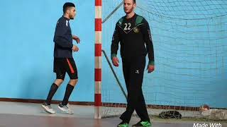 Chahredin Hachemi Handball 2018 Gardien De But