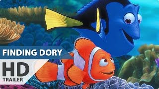 Finding Dory ALL Trailer & Clips (2016) Pixar Disney Movie HD
