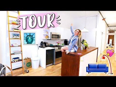Download Youtube: NYC Apartment Tour + New York Fashion Week!!