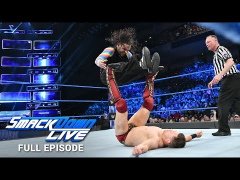 WWE SmackDown LIVE Full Episode, 8 May 2018