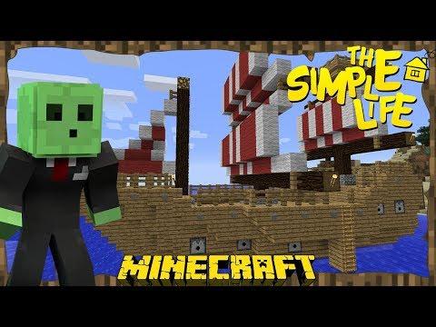 Nuovo inizio! Simple Life 2  E1 Minecraft Moddato