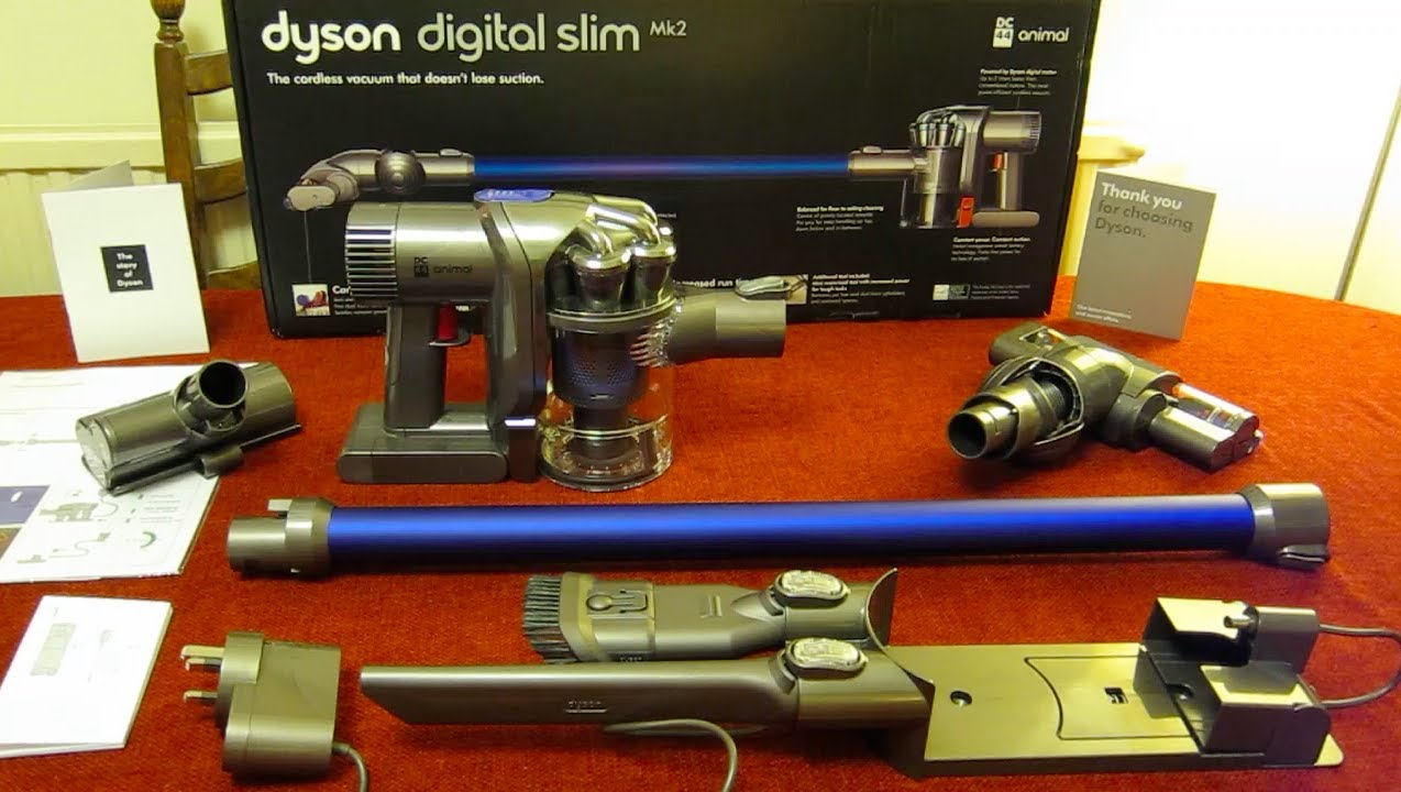 My Dyson Dc44 Dyson Digital Slim Mk2 Dc44 Animal What