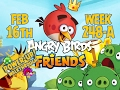 Angry Birds Friends Tournament Week 248-a Levels 1 To 6 Power Up Mobile Compilation Walkthroughs video