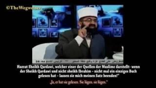 Gebetsduell - Ahmadiyya Sheikh vs Sheikh Mufti Dr.Ibrahim Al-Azhar (Deutsch)