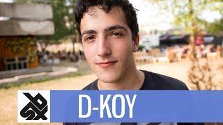 D-KOY | Boston Beatbox Talent