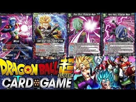 dragon ball super card game card list