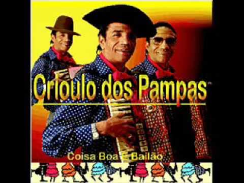 Nego bom não se mistura   Crioulo dos Pampas
