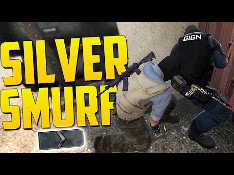 Save FUNNY SILVER RANK SMURF! - CS GO Funny Moments in Competitive Screenshots