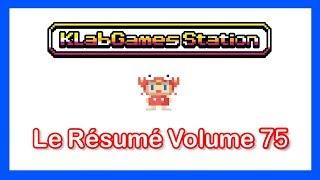KLab Games Station : Le Résumé Volume 75