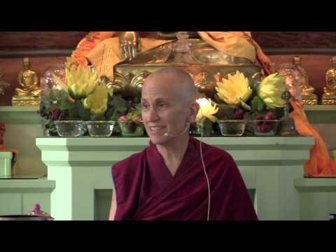 09 Exploring Monastic Life: The Six Harmonies of the Sangha 08-15-14