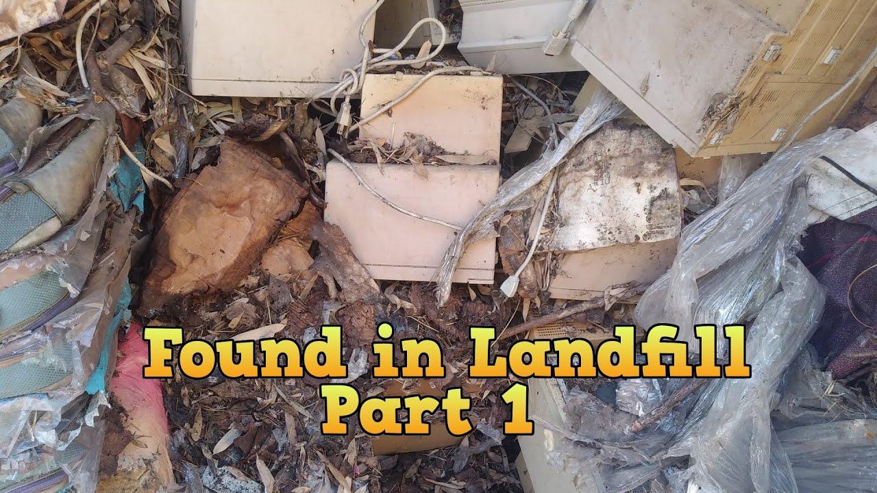 Apple Monitor Found in Landfill - Restored - Part 1