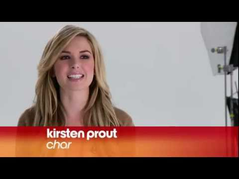Kirsten Prout talks about The Lying Game