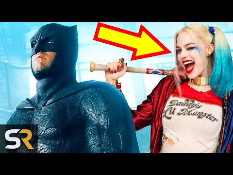 25 Small Details In DC Movies That Make No Sense