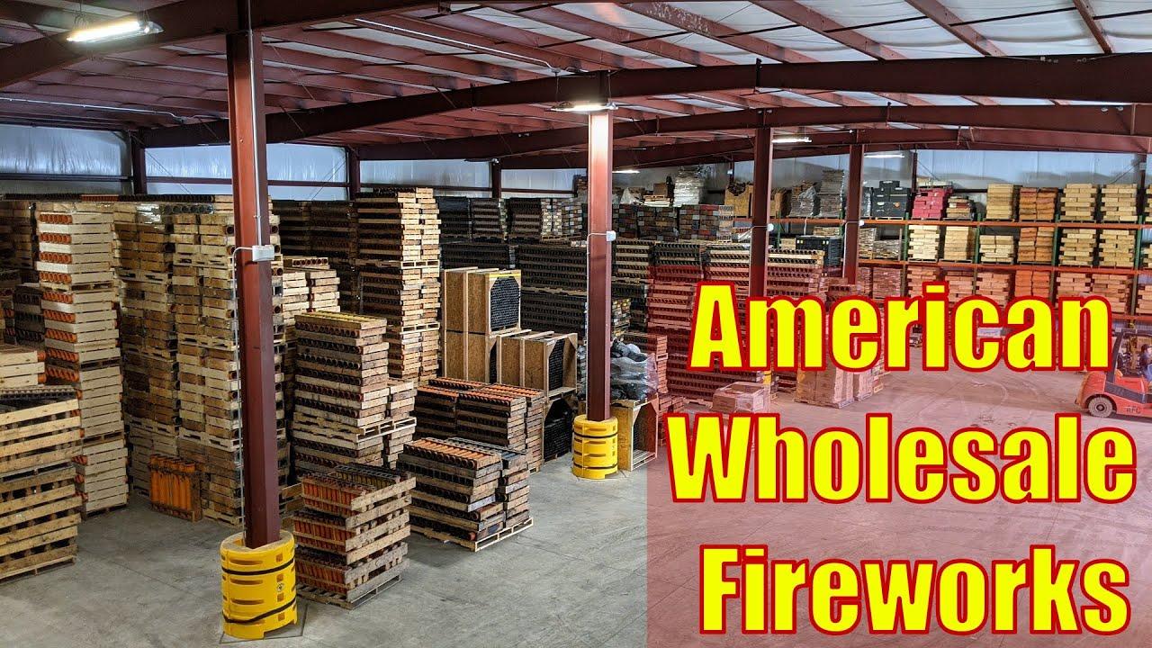 Behind the Scenes - American Wholesale Fireworks