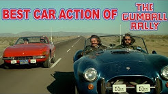 Best Car Action of The Gumball Rally