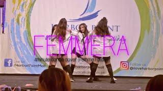 FEMMERA: femme fatale | 포미닛/4Minute (dance cover) ♡︎♥︎