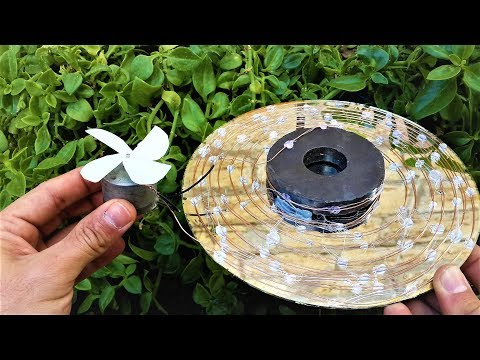 Free Energy Solar Cell Fan With Glass  - Solar Energy