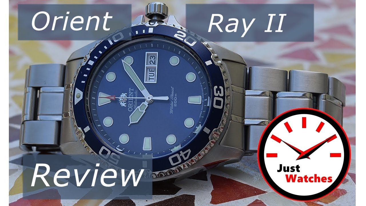 Orient Ray II - Full Review