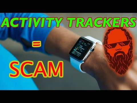 Activity trackers are useless [2018]