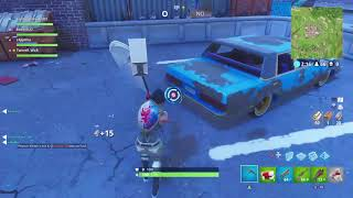 JE TROLL UN KIKOO RAGEUX EN VOLANT SA SCAR IL PLEURE ! FORTNITE BATTLE ROYALE TOP 1 | PS4 FR