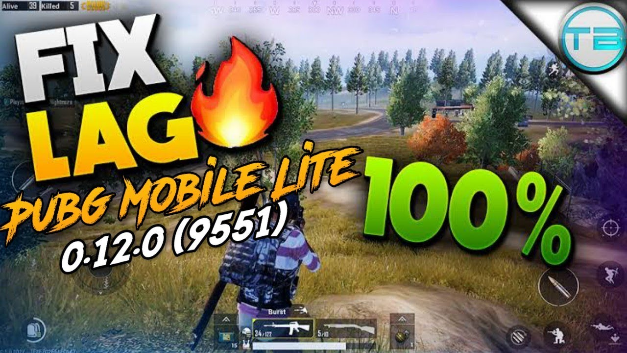 Pubg Mobile Lite 0 12 0 Lag Fix || Config File For 1GB And 2GB Ram Phone