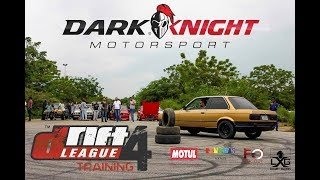 Drift League 4 Training Ep1