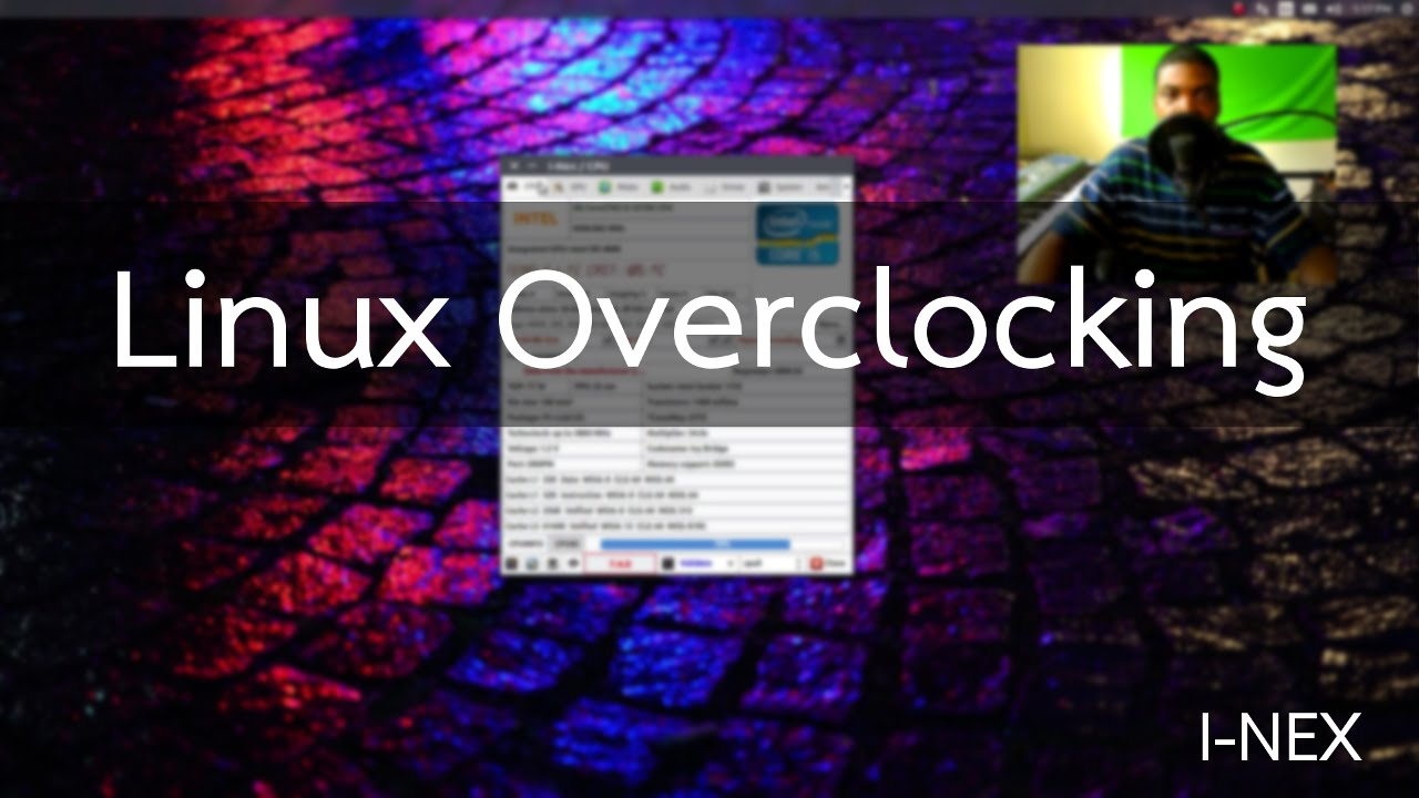 overclock software linux