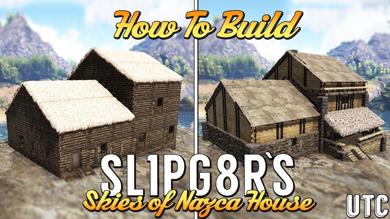 Ark Building Tutorial How To Build Sl1pg8r S Skies Of