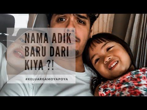 Ricky Harun Mau Punya Anak Ke 4, Kiya Yg Ngasih Nama Adiknya #dailyvlogRH #keluargamoyapoya