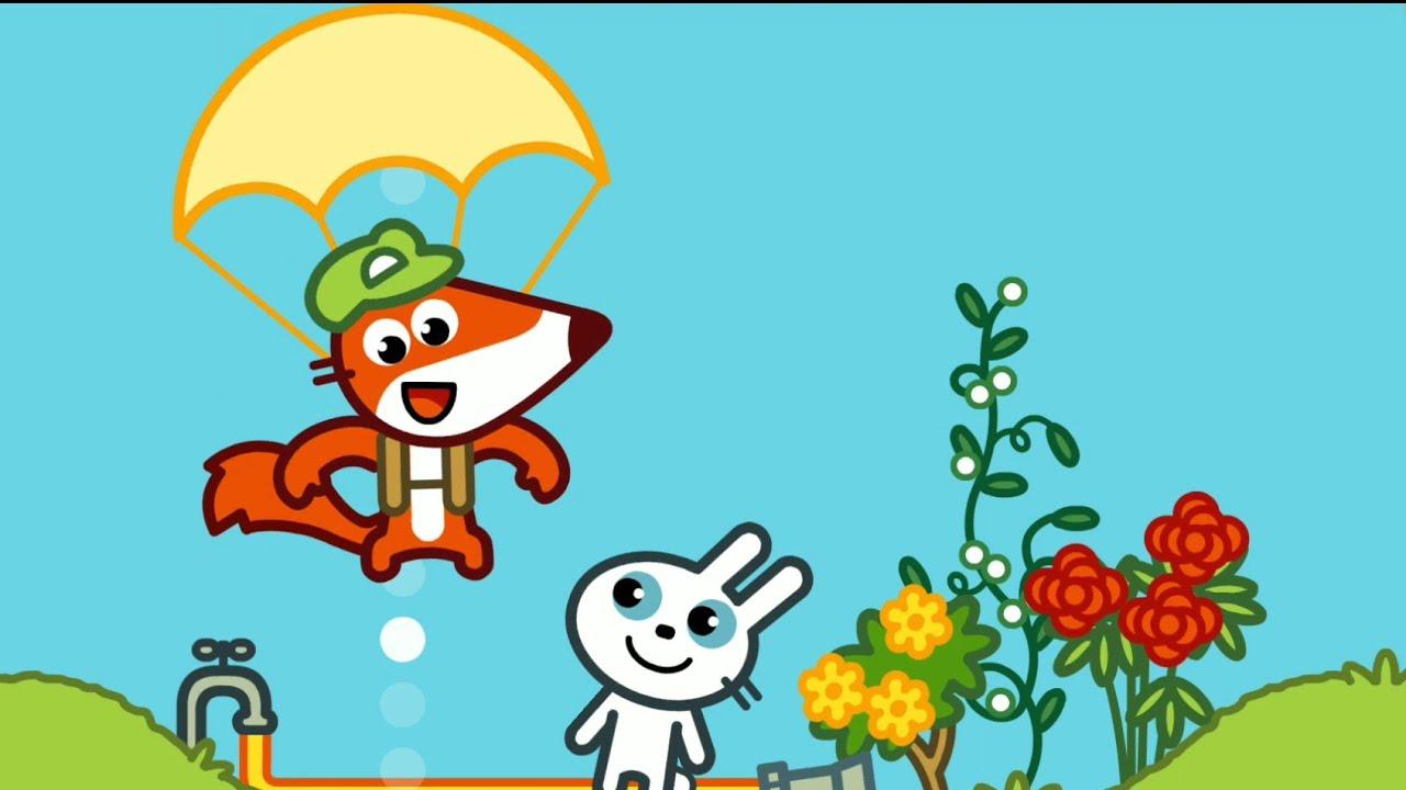 Download Kids Story Time Fox Handyman | Pango Storytime 👨🔧🦊🔧🔨