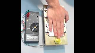 Thermoelectric Energy Harvesting from Human Body Surface Temperature