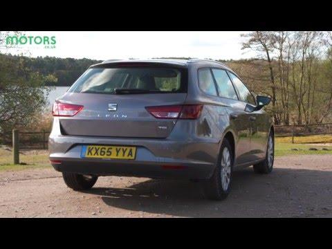 Motors.co.uk SEAT Leon ST Review