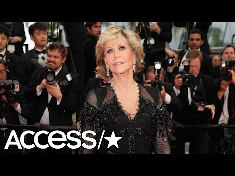 Jane Fonda Turns Back Time At 80: See Her Gorgeous Fashion Choices This Year!   Access